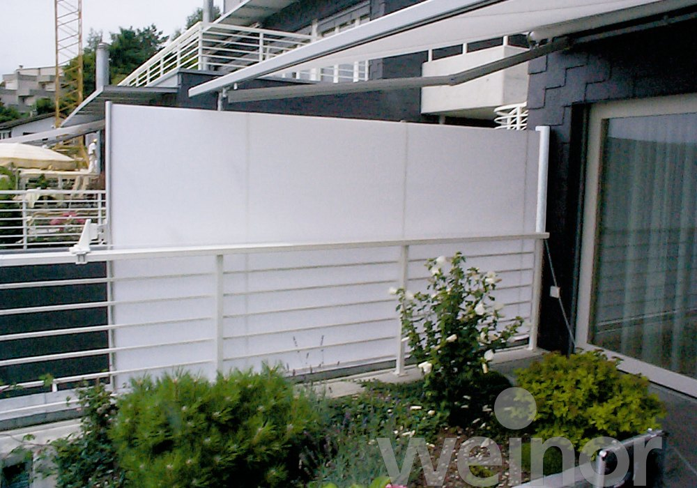 Weinor Paravento Design-Markise Image