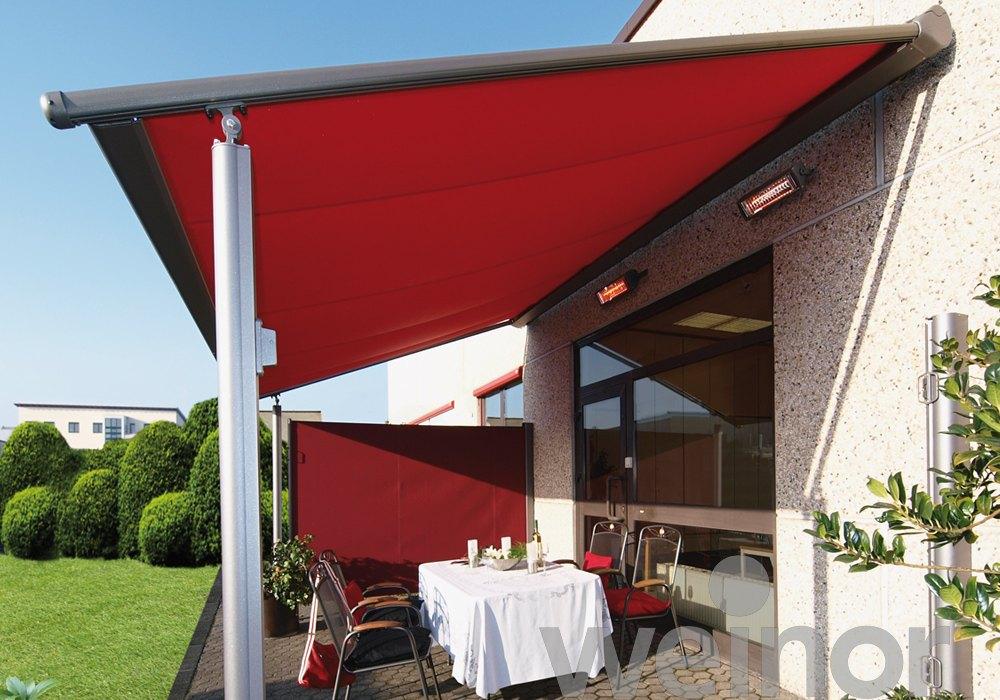 Weinor PLAZA HOME Design Markise Image