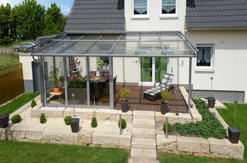 Terrassendach Image