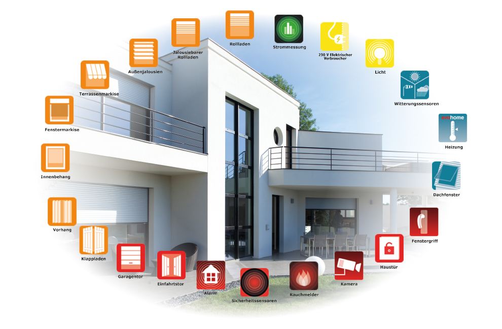 Somfy Smart Home Image
