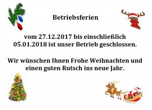 firma weihnachten